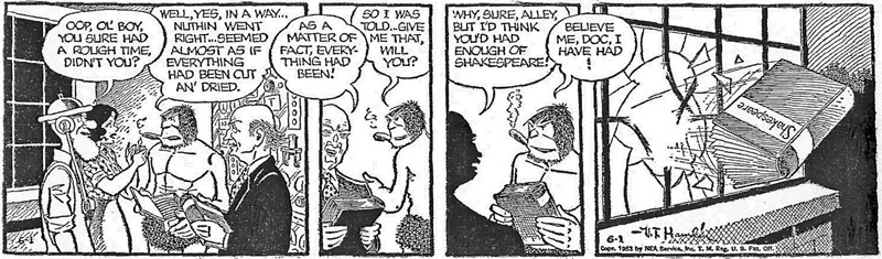 Alley Oop, 1 June, 1953
